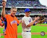 New York Mets - Tom Seaver, David Wright Photo Photo