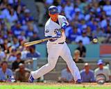 Los Angeles Dodgers - Luis Cruz Photo Photo