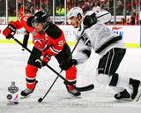 New Jersey Devils, Los Angeles Kings - Zach Parise, Dustin Brown Photo Photo