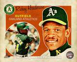 Oakland Athletics - Rickey Henderson Photo Photo