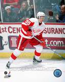 Detroit Red Wings - Niklas Kronwal Photo Photo