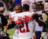New York Giants - Kenny Phillips, Hakeem Nicks Photo Photo