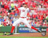 Cincinnati Reds - Tony Cingrani Photo Photo