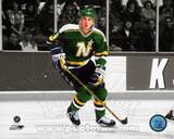 Minnesota North Stars - Mike Modano Photo Photo