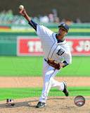 Detroit Tigers - Luis Marte Photo Photo