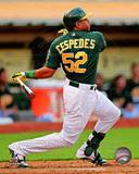 Oakland Athletics - Yoenis Cespedes Photo Photo