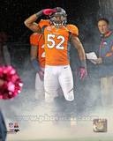 Denver Broncos - Wesley Woodyard Photo Photo