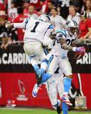 Carolina Panthers - Steve Smith, Cam Newton Photo Photo