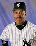 New York Yankees - Willie Randolph Photo Photo