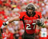 Texas Tech Red Raiders - Wes Welker Photo Photo