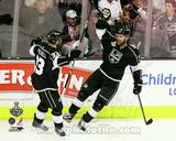 Los Angeles Kings - Willie Mitchell, Jeff Carter Photo Photo