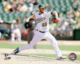Oakland Athletics - Ryan Cook Photo Photo