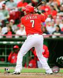 Cincinnati Reds - Paul Janish Photo Photo