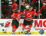 New Jersey Devils - Zach Parise, Travis Zajac Photo Photo