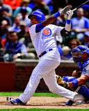Chicago Cubs - Starlin Castro Photo Photo