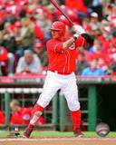 Cincinnati Reds - Shin-Soo Choo Photo Photo