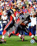 Buffalo Bills - Marshawn Lynch, Trent Edwards Photo Photo