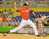 Miami Marlins - Ricky Nolasco Photo Photo