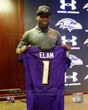 Baltimore Ravens - Matt Elam Photo Photo