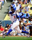 Los Angeles Dodgers - Juan Uribe Photo Photo