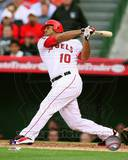 Los Angeles Angels - Vernon Wells Photo Photo