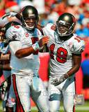 Tampa Bay Buccaneers - Mike Williams, Josh Freeman Photo Photo