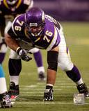 Minnesota Vikings - Steve Hutchinson Photo Photo