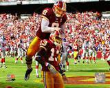 Washington Redskins - Rex Grossman, Anthony Armstrong Photo Photo