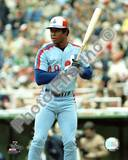 Montreal Expos - Warren Cromartie Photo Photo