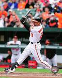 Baltimore Orioles - Nick Markakis Photo Photo