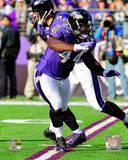 Baltimore Ravens - Vonta Leach Photo Photo