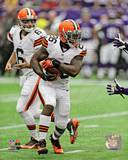 Cleveland Browns - Willis McGahee Photo Photo