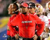 San Francisco 49ers - Mike Singletary Photo Photo