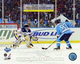 Pittsburgh Penguins, Buffalo Sabres - Sidney Crosby, Ryan Miller Photo Photo