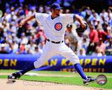 Chicago Cubs - Randy Wells Photo Photo