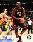 Miami Heat - Shaquille O'Neal Photo Photo