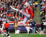 New England Patriots - Zoltan Mesko Photo Photo