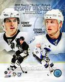 Pittsburgh Penguins, Tampa Bay Lightning - Sidney Crosby, Steven Stamkos Photo Photo