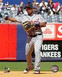 Detroit Tigers - Ramon Santiago Photo Photo