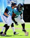 Jacksonville Jaguars - Uche Nwaneri Photo Photo