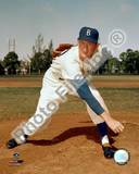 Brooklyn Dodgers - Roger L. Craig Photo Photo