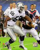 Oakland Raiders - Rolando McClain Photo Photo
