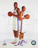 Oklahoma City Thunder - Russell Westbrook, Kevin Durant Photo Photo