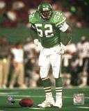 New York Jets - Pepper Johnson Photo Photo