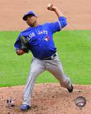 Toronto Blue Jays - Ricky Romero Photo Photo