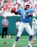 Houston Oilers - Warren Moon Photo Photo