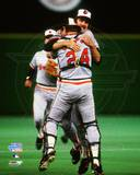 Baltimore Orioles - Scott McGregor, Rick Dempsey Photo Photo