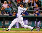 Seattle Mariners - Nick Franklin Photo Photo