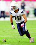 San Diego Chargers - Steve Gregory Photo Photo