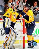 Nashville Predators - Pekka Rinne, Mike Fisher Photo Photo